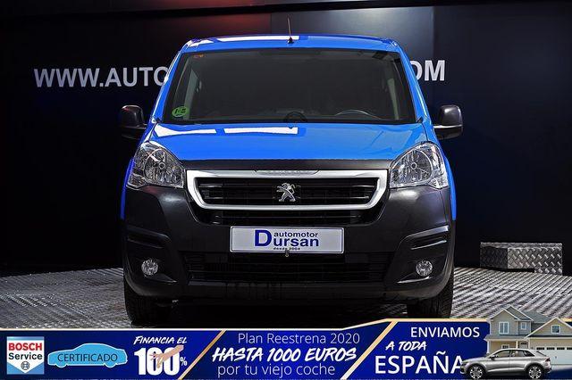 Peugeot Partner APPLE CARPLAY MIRRORLINK