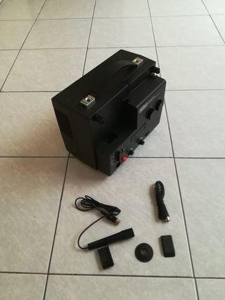 Reproductor de 8mm