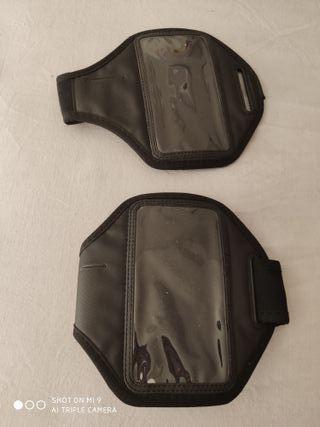 pack de dos portamóviles para el brazo