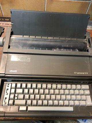Máquina de escribir electrica