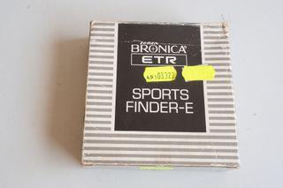 Visor para Bronica