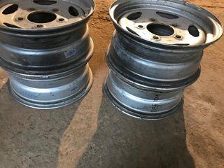 Llanta 16 5 agujeros/tornillos