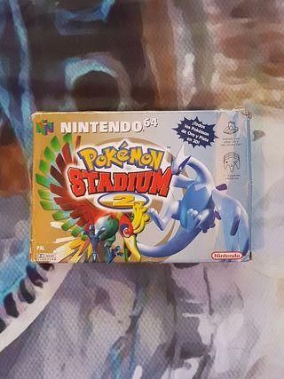 Pokémon Stadium 2 Nintendo 64