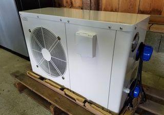 Bomba de calor instalación cop 15 pro