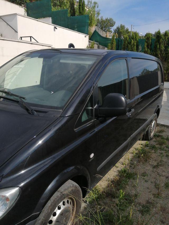 Mercedes-Benz Vito 2009 de segunda mano por 9.000 € en ...