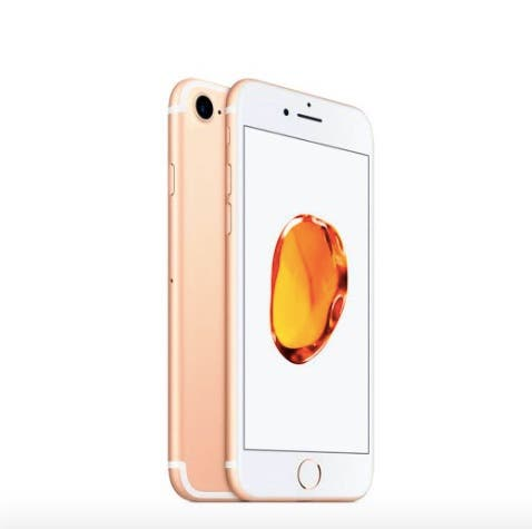 APPLE IPHONE 7 128GB DORADO REACONDICIONDICIONADO