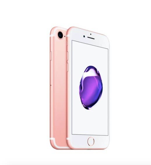 APPLE IPHONE 7 32GB ORO ROSA REACONDICIONADO