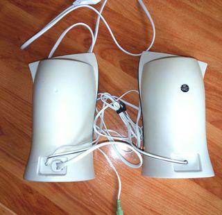 Altavoces móvil, ordenador