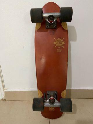 Skate penny globe