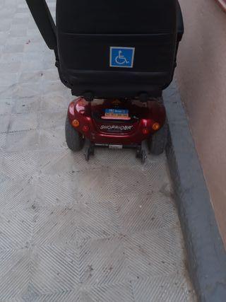 moto electica para personas com menusvalia