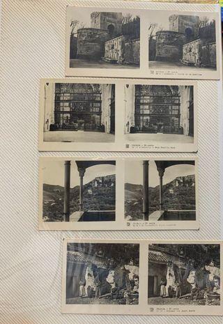 Colección de Postales