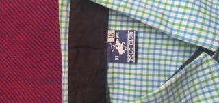 camisa Talla 16 POLO CLUB