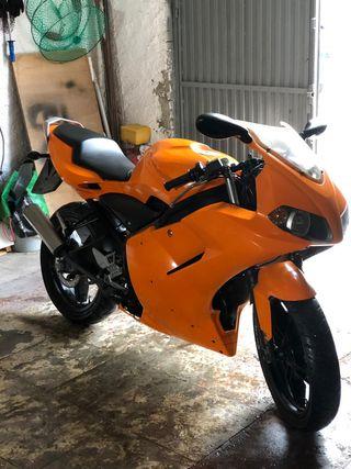 Yamaha TZR 49cc