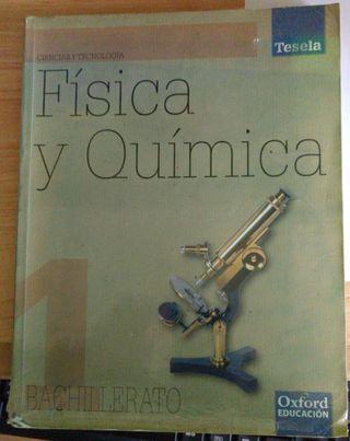 libro bachillerato 1 física y química