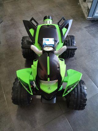 quad de niño