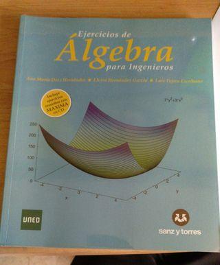 libro UNED ejercicio álgebra ingenieros