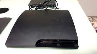 PS3 Slim 500gb sin arañazos