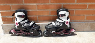 Patines Oxelo chica