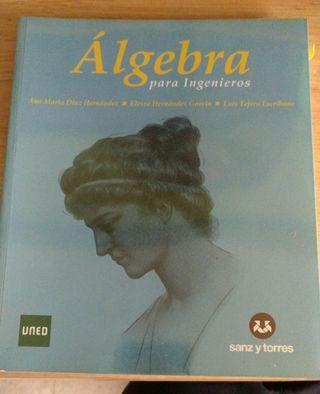 libro UNED álgebra para ingenieros