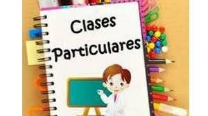 CLASES DE REPASO/ CLASES PARTICULARES