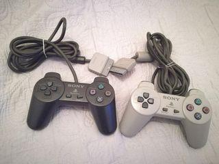 2 Mandos De PlayStation 1 Ps1 Oficial De Sony