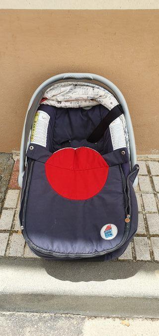 maxi cosi silla de bebe coche
