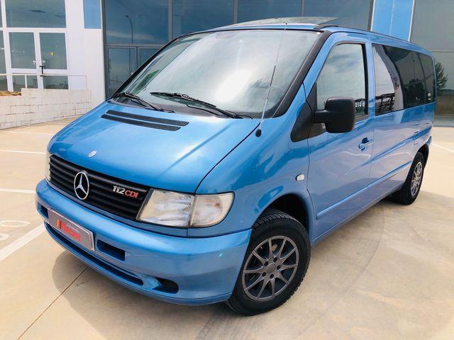 Mercedes-Benz Vito 112 cdi westfalia f
