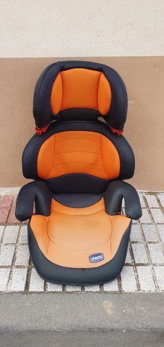 silla de coche isofix chicco