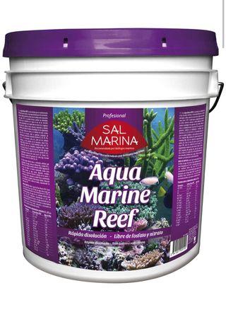 Sal Marina Reef cubo 10 kg.