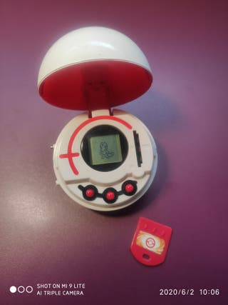 POKEBALL Pokémon electrónica