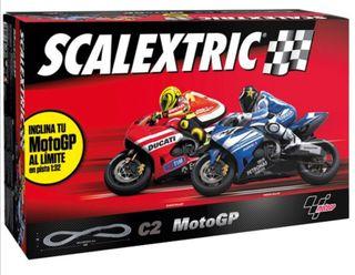 Scalextric original circuito c2