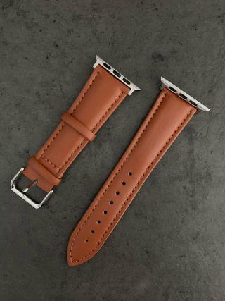 Correa Piel Apple Watch Series