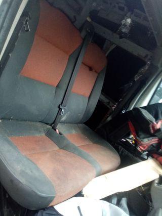 asientos copiloto