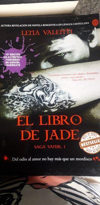 El libro de Jade.