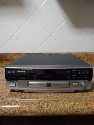 Grabador de cd
