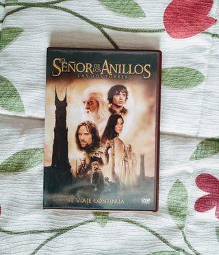 Película DVD Las dos Torres