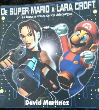De Super Mario a Lara Croft Libro