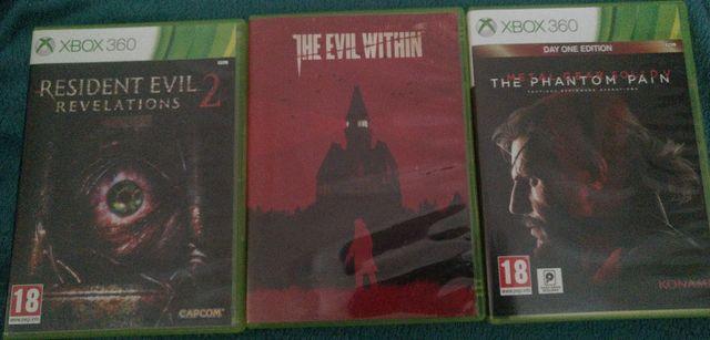 Pack de juegazos para Xbox 360, Xbox One
