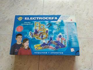 Electrocefa juego niños