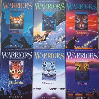 Warriors ; The new prophecy