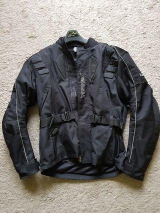 cazadora cordura invierno moto hombre