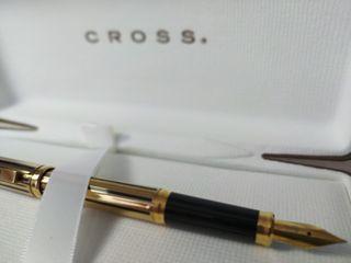 Pluma Estilográfica Gold Cross