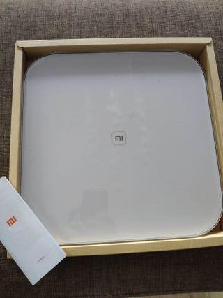 Báscula inteligente Xiaomi
