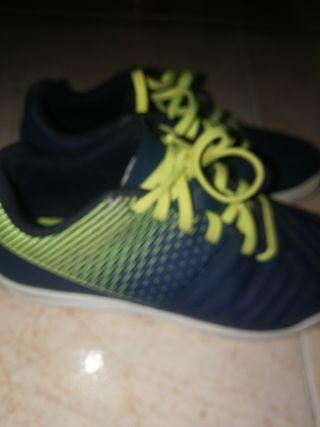 botas niño futbol sala n28