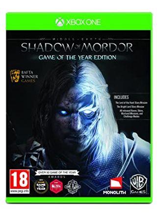 SOMBRAS DE MORDOR GOTY EDITION XBOX ONE