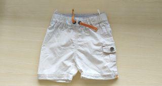 pantalón corto bebé verano T.12 meses