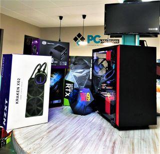 PC Gaming alta gama I9-9900K y 2080 súper para 4k