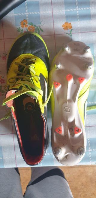 botas futbol adizero