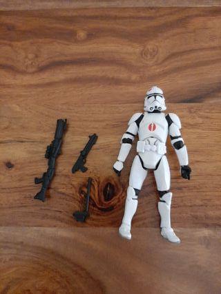 Star Wars Clone trooper target esclusivo