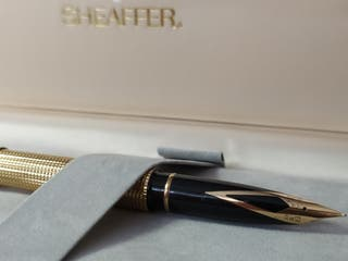 Pluma Sheaffer Gold